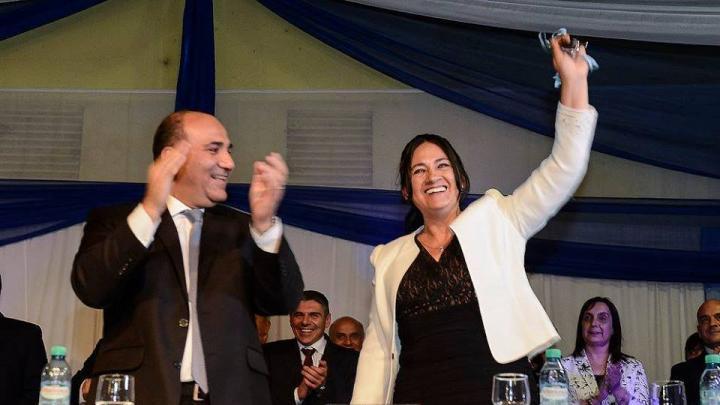 Resultado de imagen para Elia Fernández intendenta de Aguilares